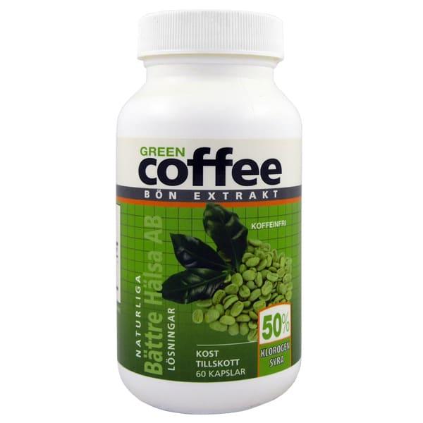 grönt kaffe bluff