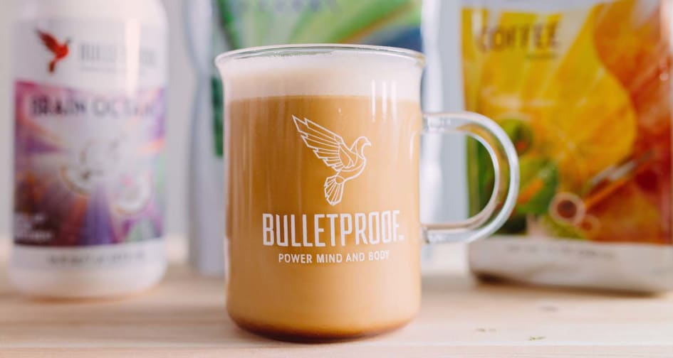 bulletproof coffee sverige