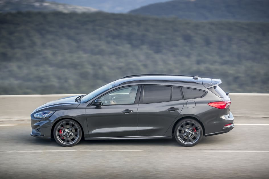 Ford Focus St Station Wagon Magnetic Grey Ford Motor Company