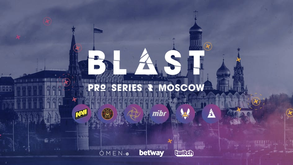 Vitality completes Moscow line-up: ZywOo takes on s1mple - BLAST Pro