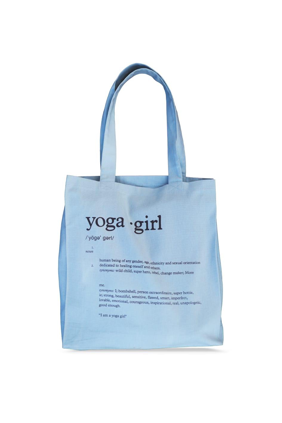 Yoga Girl definition tote - Yoga Girl®