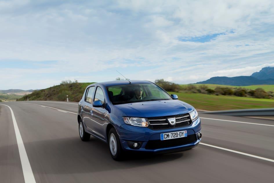 a63f555f6 Danmarks i særklasse billigste varevogn hedder Dacia Sandero ...
