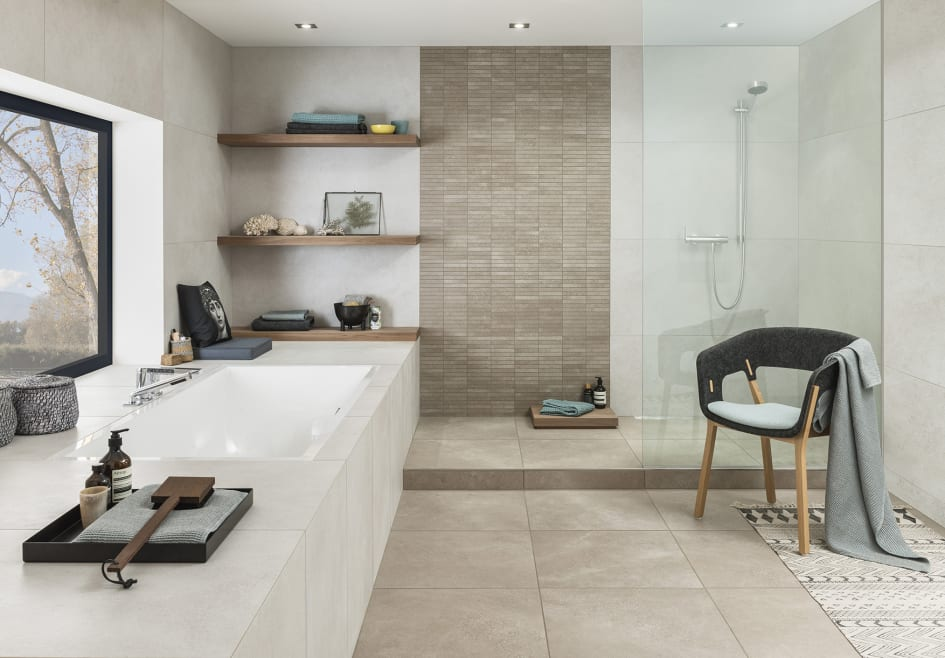 Villeroy U0026 Boch Tiles New Products 2018   Collection Hudson