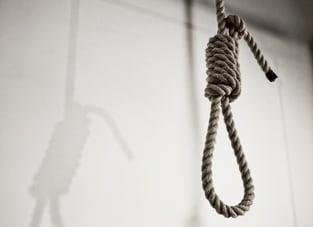 filmer på avrättningar i iran