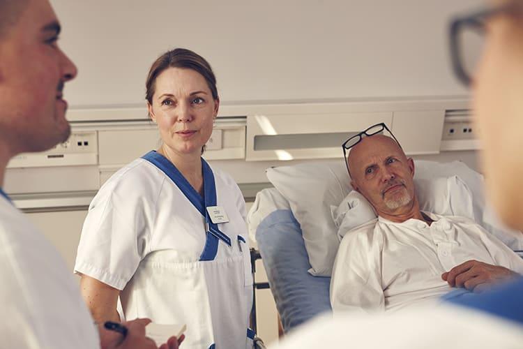 specialistsjuksköterska akutsjukvård uppsala