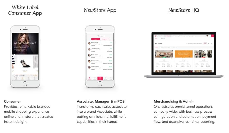 NewStore Mobile Retail Platform - Tower PR
