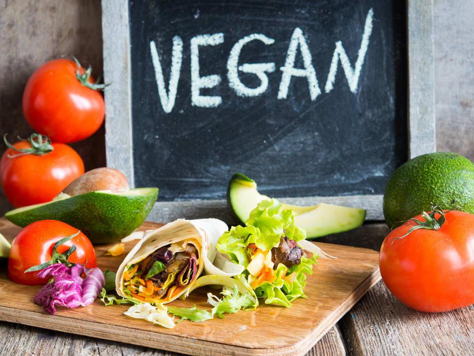 vad är vegankost