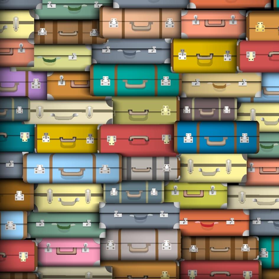 kompensation for forsinket bagage