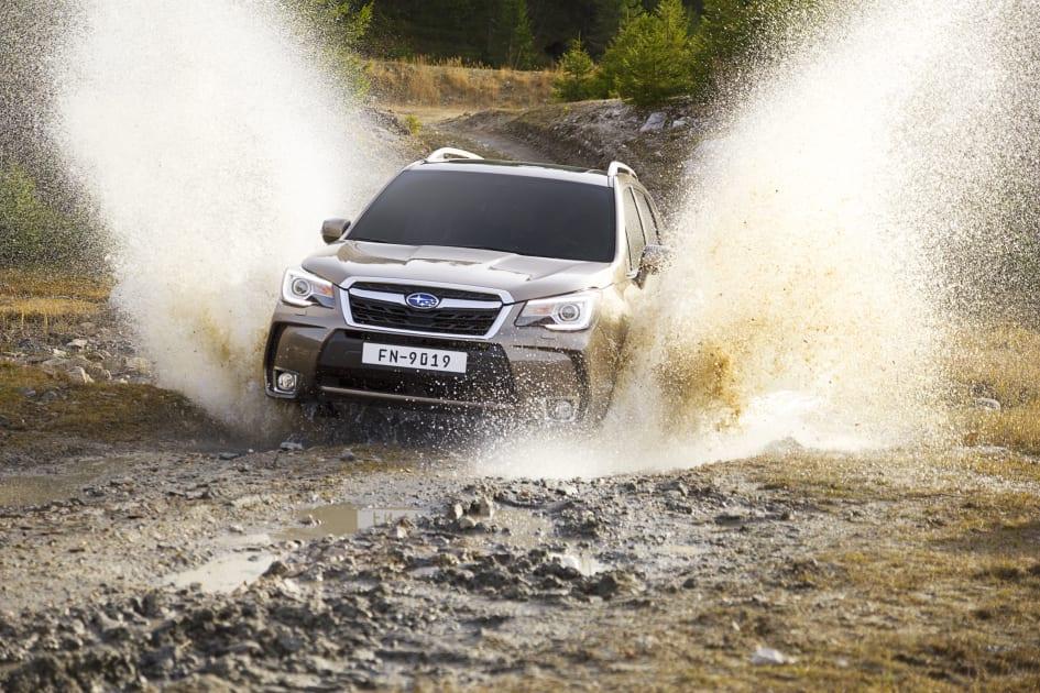 Subaru Forester Off Road >> Kevaan Subaru Uutuus Huippuvarusteltu Subaru Forester Xt