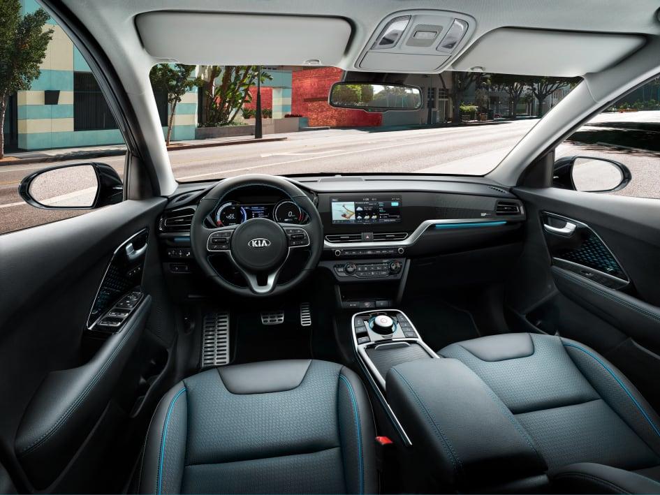 Kia Niro Interior >> Kia E Niro 2020 Interior Kia Motors Sweden Ab