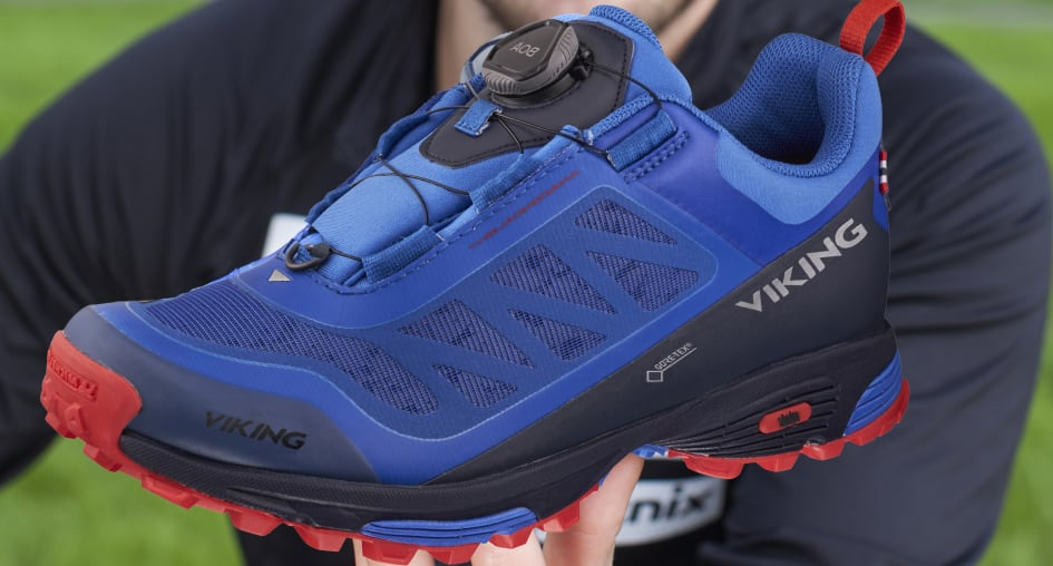ebe7938e Viking Outdoor Footwear i samarbeid med Michelin - Viking Footwear AS