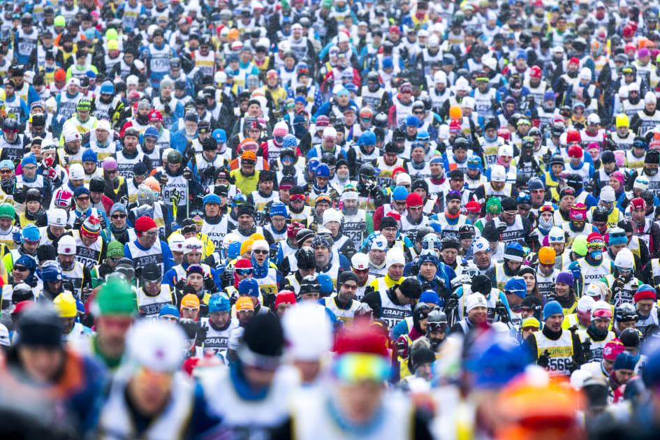 Press Accreditation For Vasaloppets Winter Week 2019 Vasaloppet