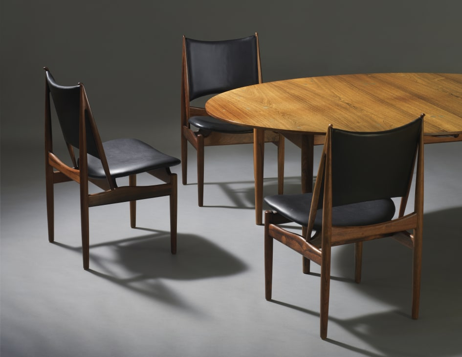 Iconic Danish Design Up For Auction