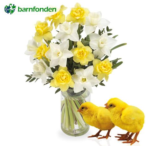 blommor till påsk