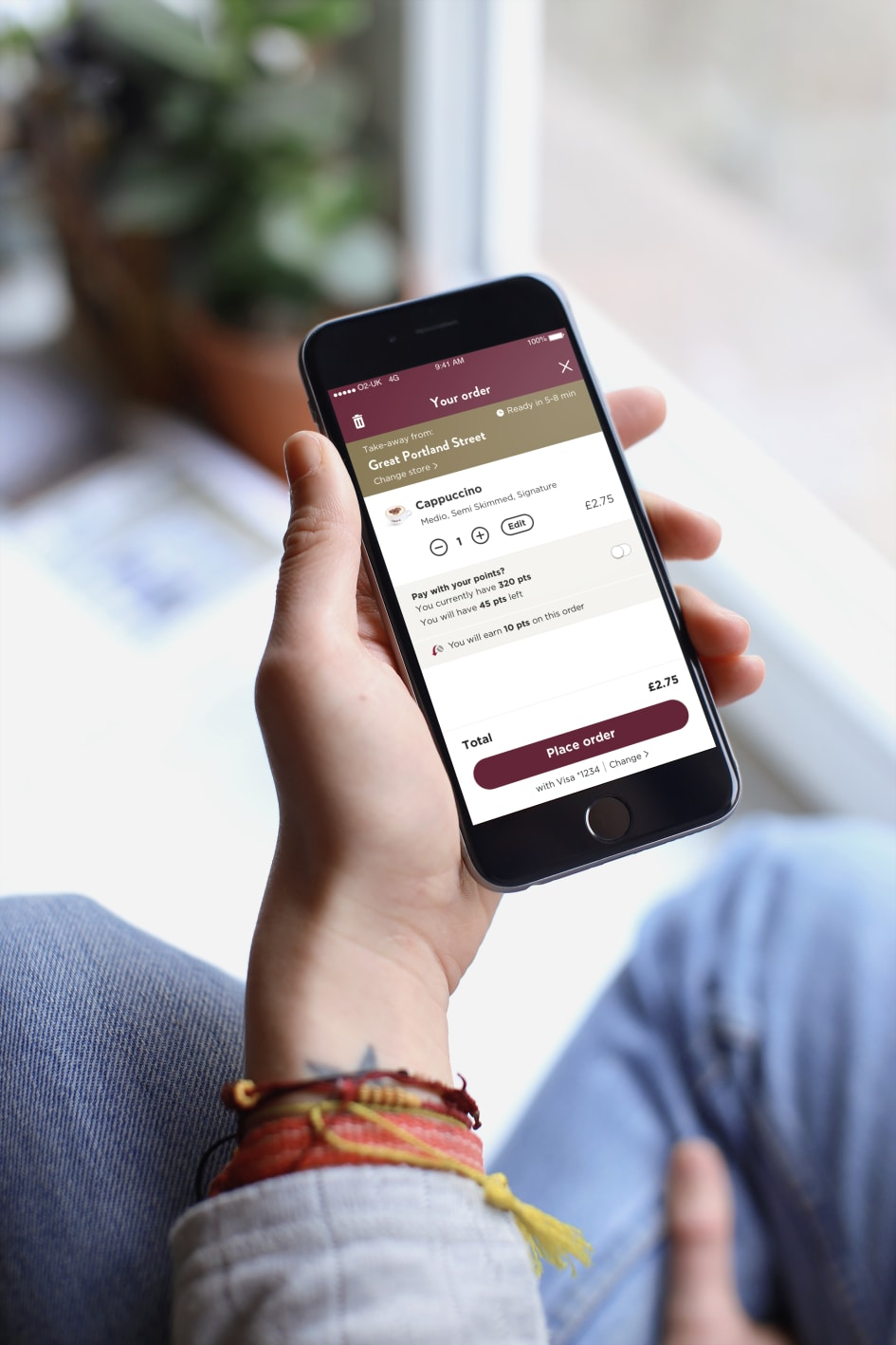 Costa Coffee Rolls Out Mobile Ordering Service Across 500+