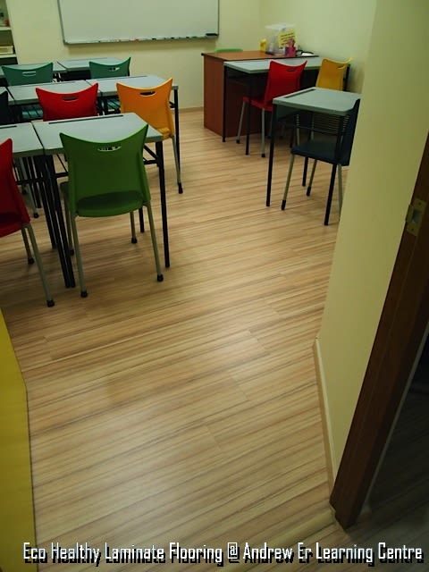 Recommended Flooring For Kindergarten Child Care Tuition Centre