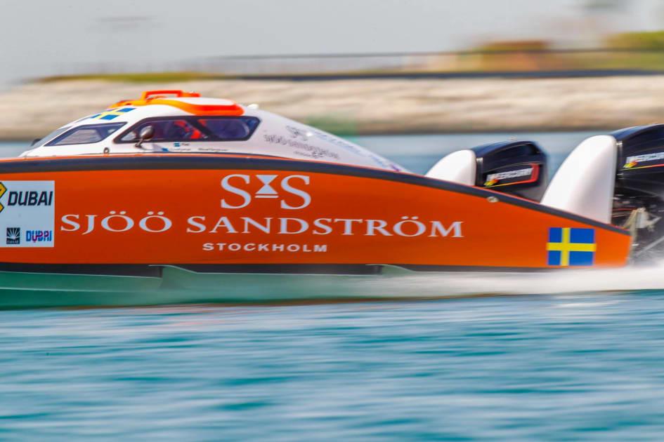 Volvo ocean race far konkurrens