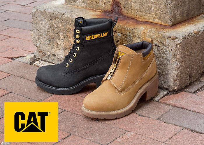 8ce049a5436 Till höst- och vintersäsongen 2014 introducerar Nilson Shoes ett kärt  återseende när livsstilsvarumärket Caterpillar återigen plockas in i  sortimentet.