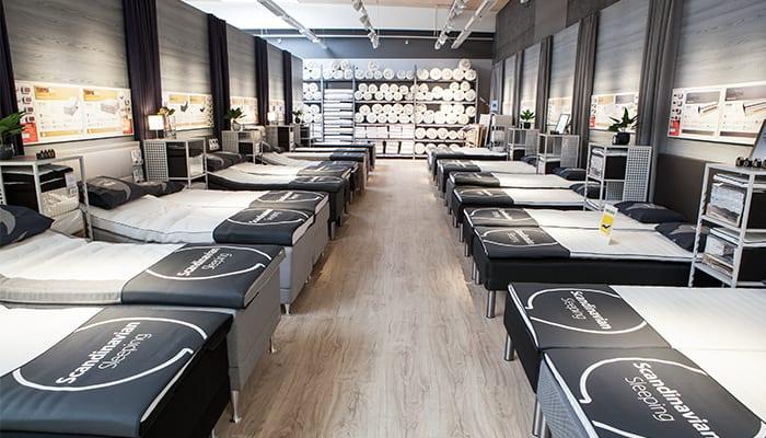 Fremtidens JYSK butikk i Tromsø