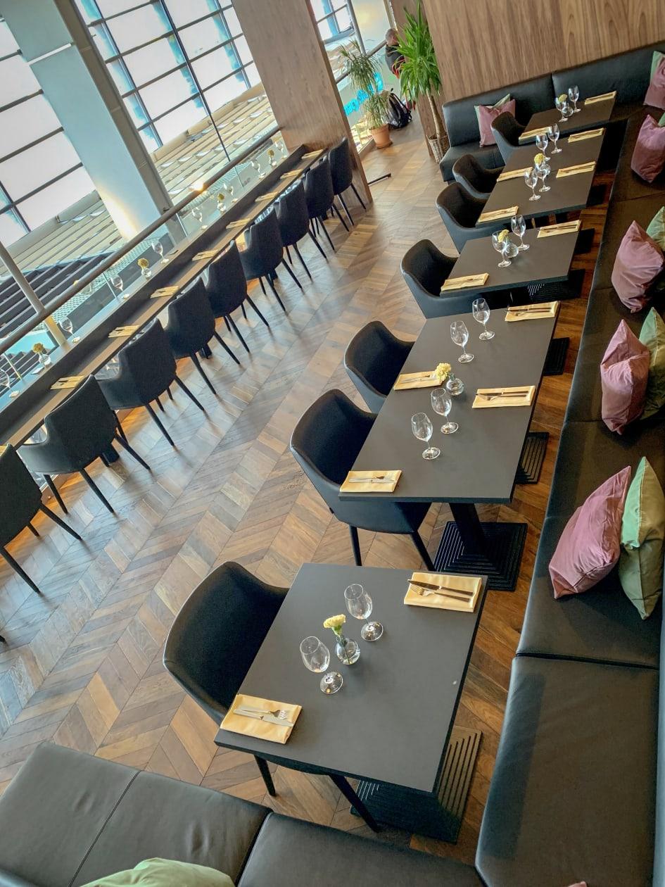 Karta Arlanda Terminal 5 Lounge.En Exklusiv Centurion Lounge Checkar In Pa Pontus In The Air I