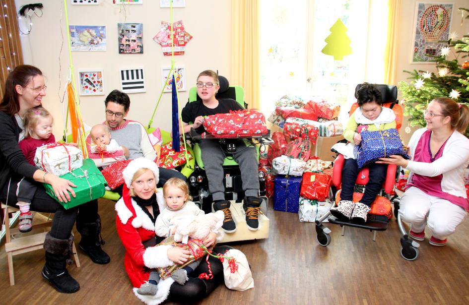 Weihnachtsgeschenke und Spenden für Bärenherz - Kleiner Rückblick ...