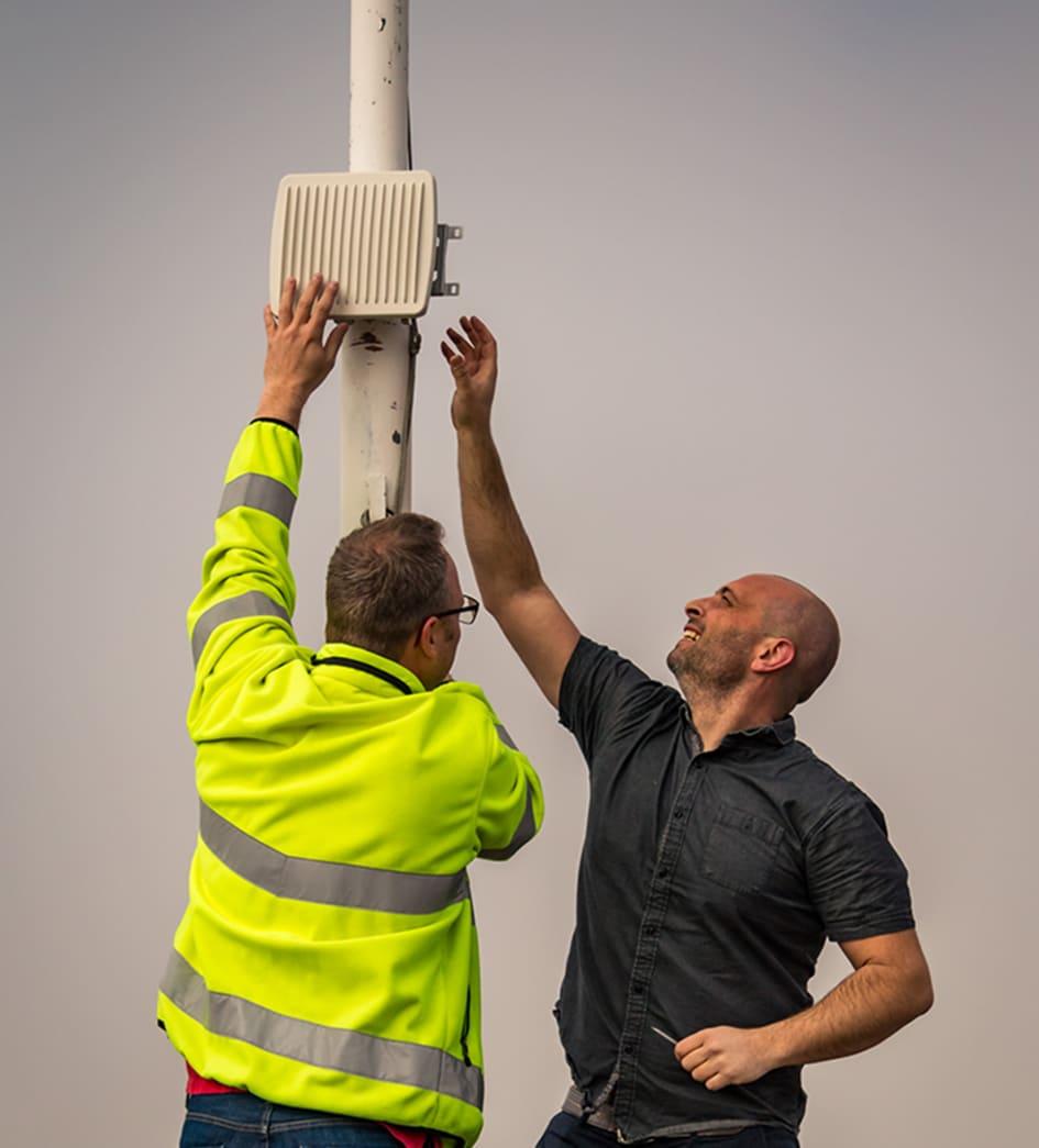 landskrona energi bredband