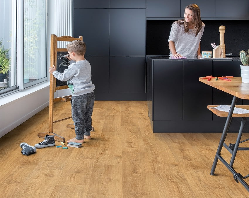 How to choose the perfect kitchen flooring - Floor Xpert