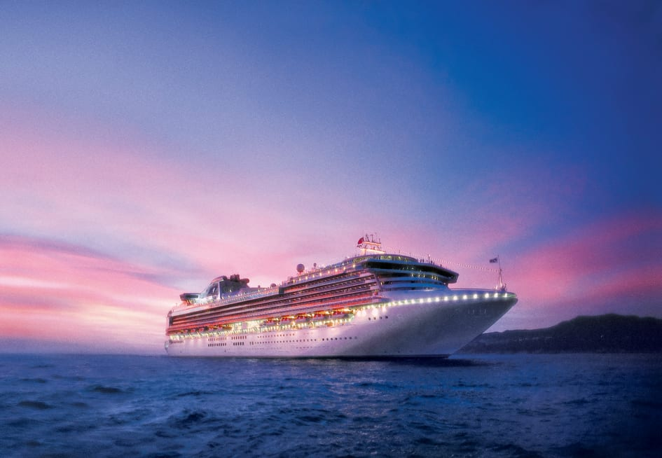 Cruise line travel penetration