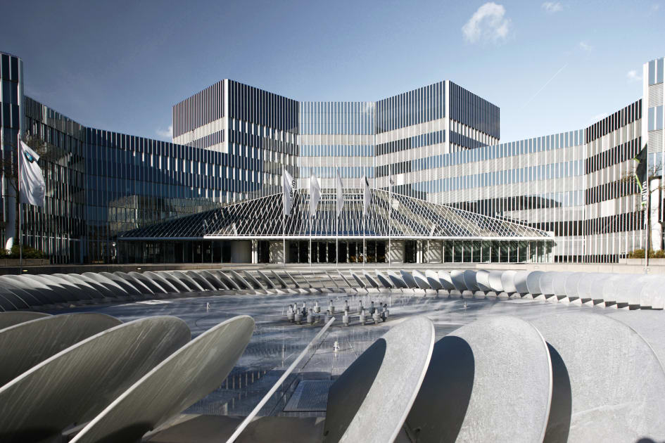 Bmw Group Research And Innovation Center Fiz I Münchenjpg Bmw