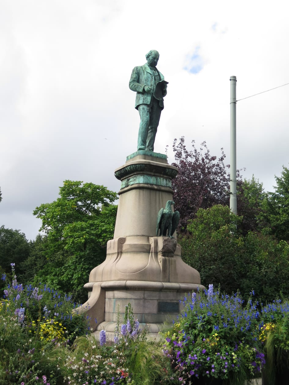 john ericsson staty
