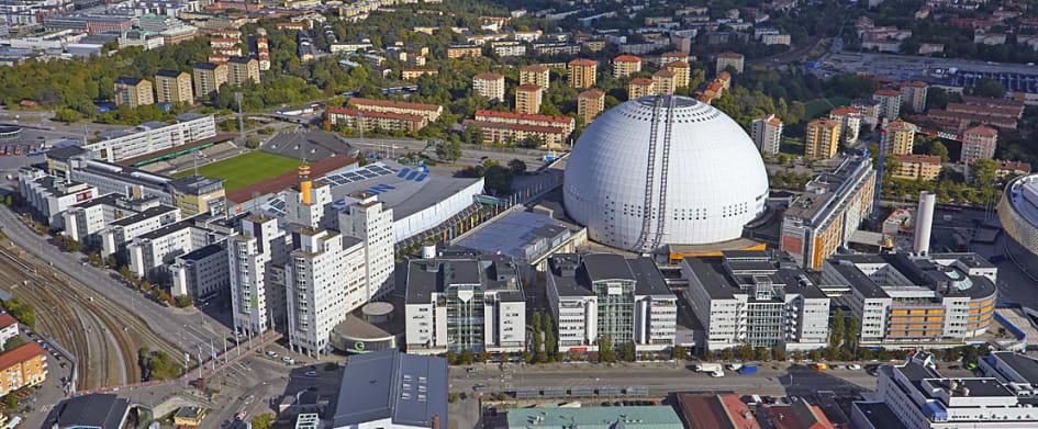 klövern globen city