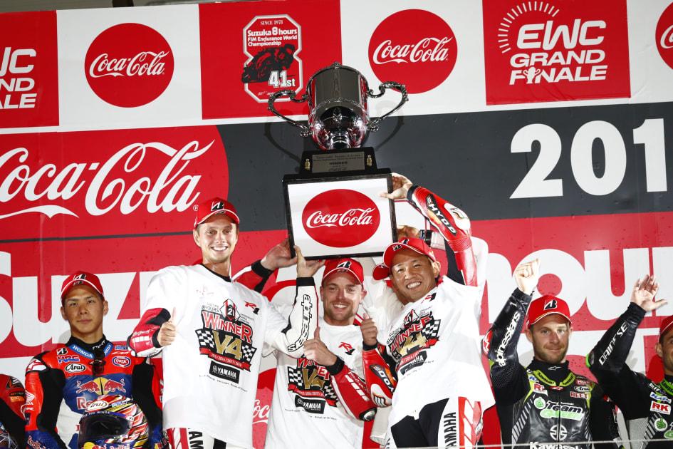 Yamaha Factory Racing Write History with Incredible Suzuka 8 Hours
