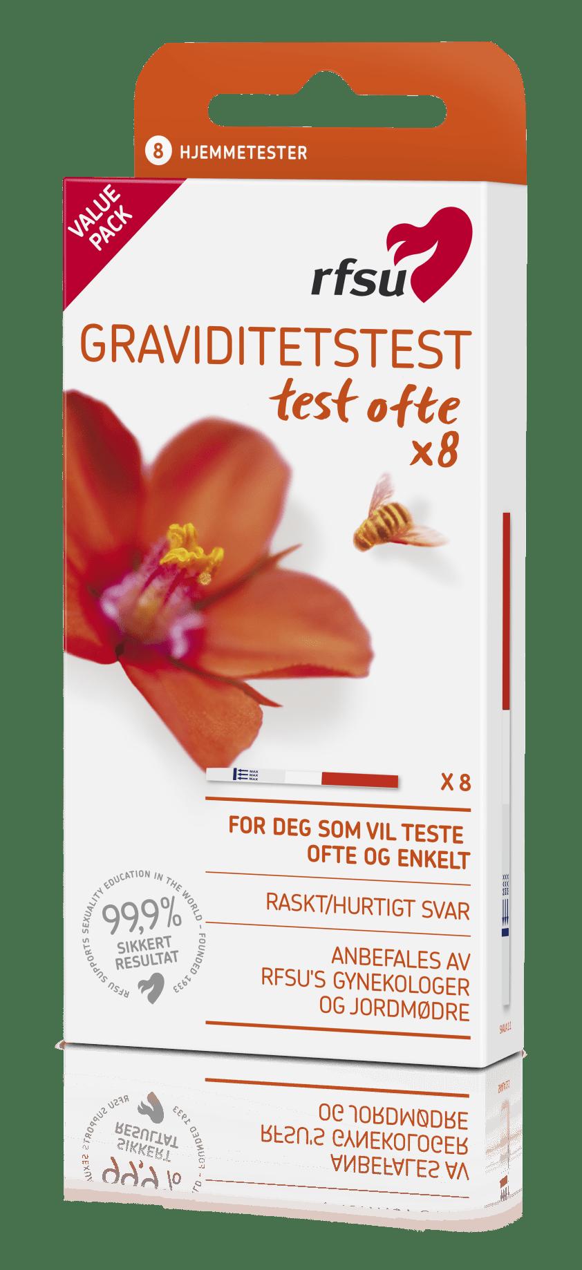 test graviditetstest