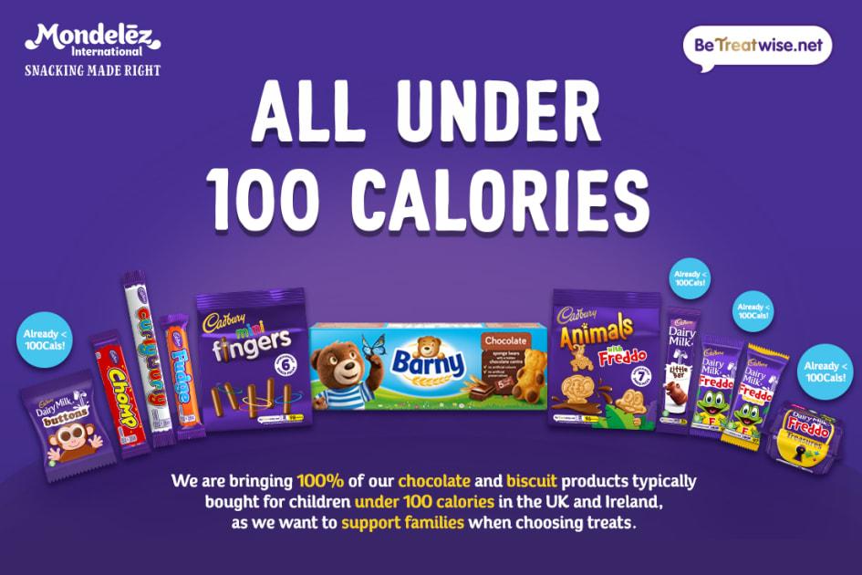 Mondelēz International To Bring 100 Of Its Chocolate And