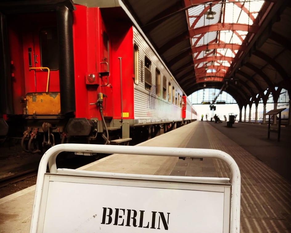Nattåg berlin