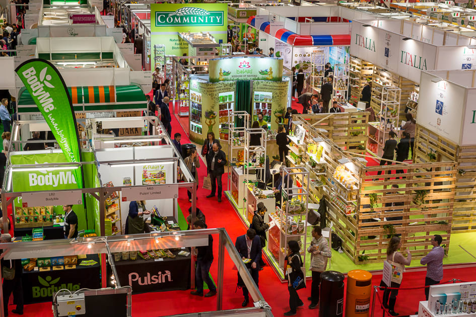 Europe's biggest Natural Food Show coming to London this