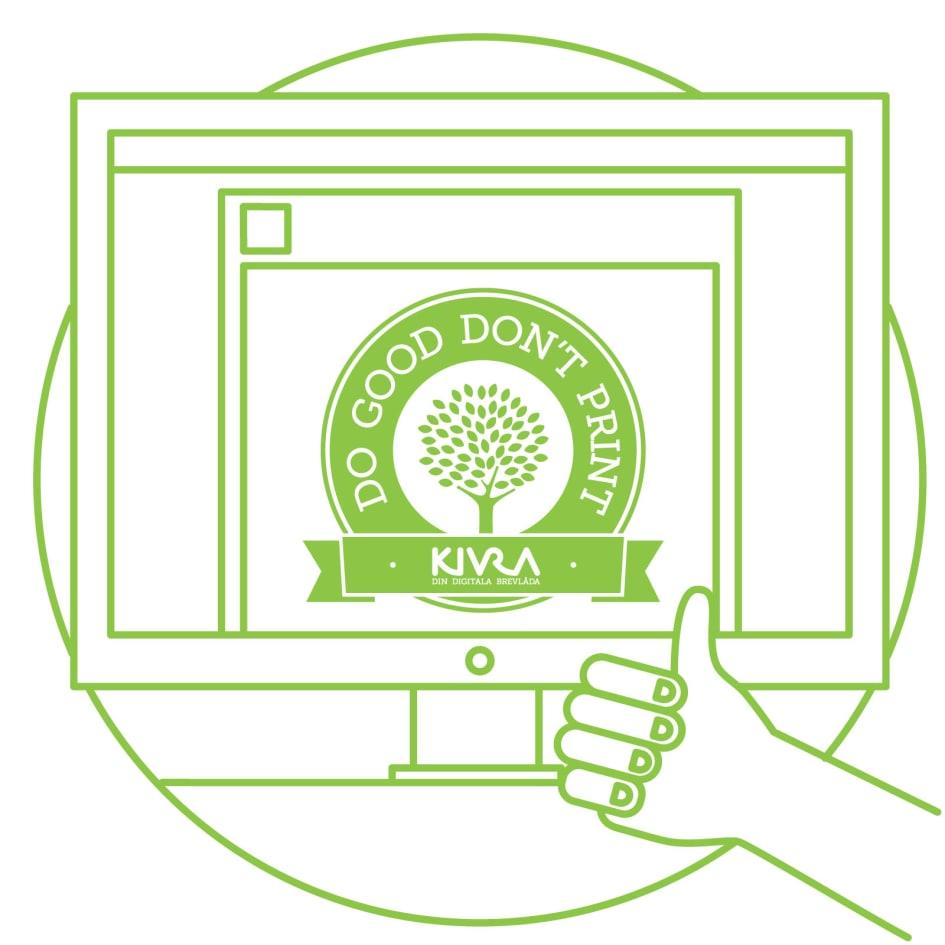 digital brevlåda skatteverket kivra