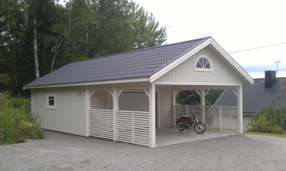 lövångers bygg garage