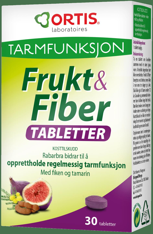 diet fiber tabletter