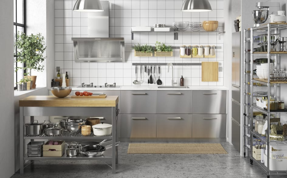 IKEA's kitchen storage solutions for the New Year - IKEA UK