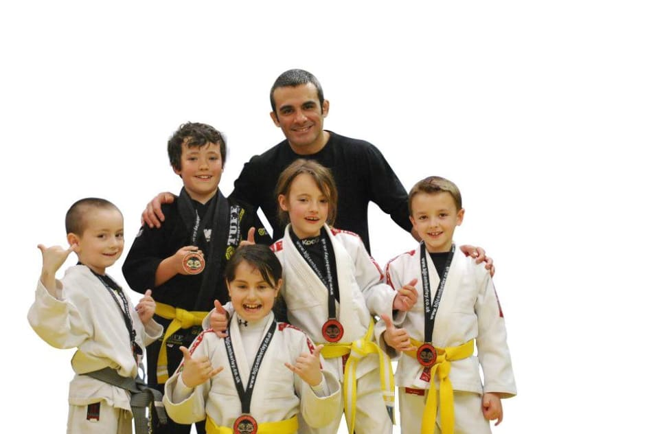 New Kids BJJ League for 2016 in the East of England - UK Brazilian
