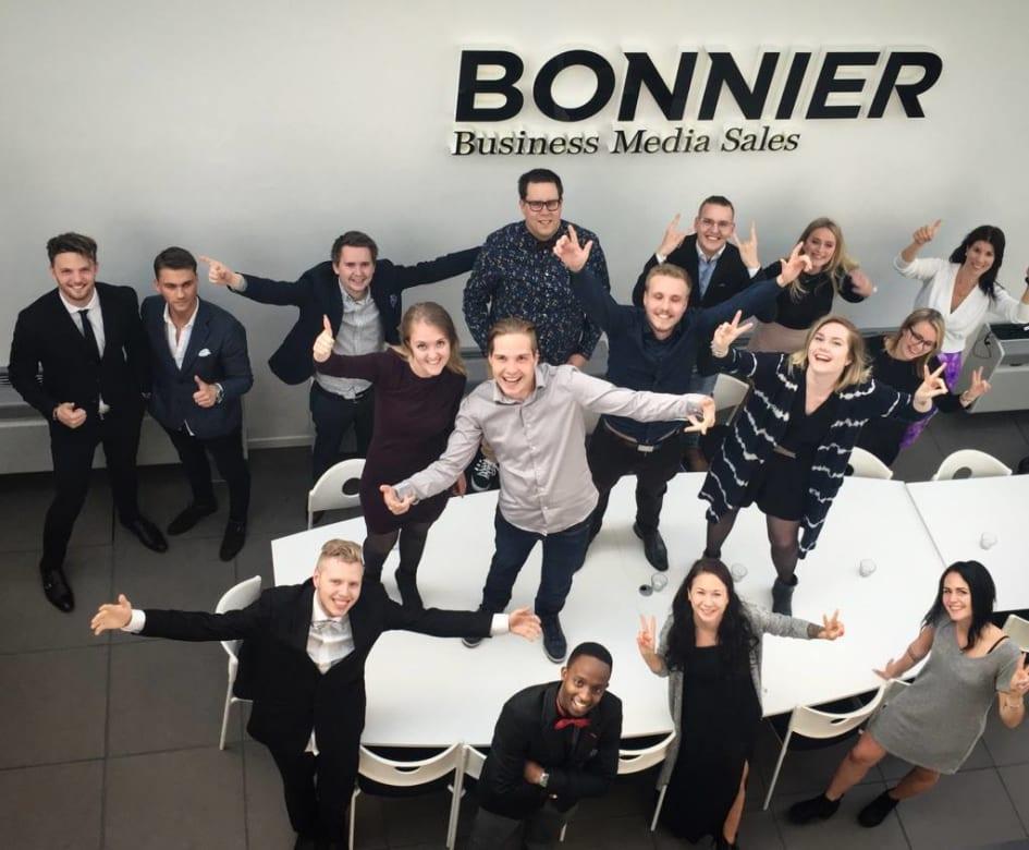 Mediekoncernen Bonniers försäljningsbolag Bonnier Business Media Sales AB  etablerar sig i Norrköping. Det nya Norrköpingskontoret syftar stärka ... 8a8591f6c9ea0