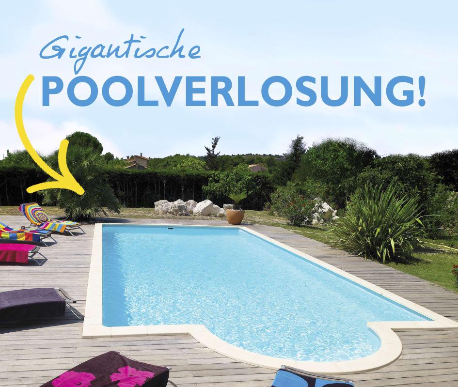 Haus am Pool? Gigantische Pool-Verlosung! - Desjoyaux Pools GmbH