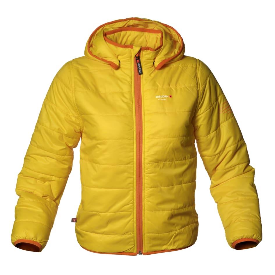 7a6c8a97224 ISBJÖRN Frost Light Weight Padded Jacket - Sunshine - ISBJÖRN of Sweden