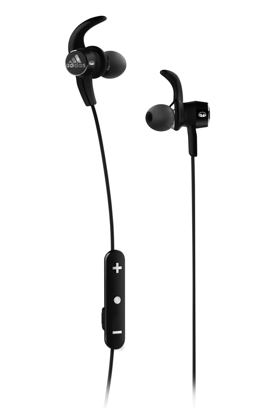 Monster adidas Sport adistar In Ear Wireless Headphones Black