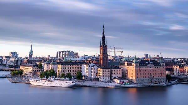 Sveriges vackraste sidor