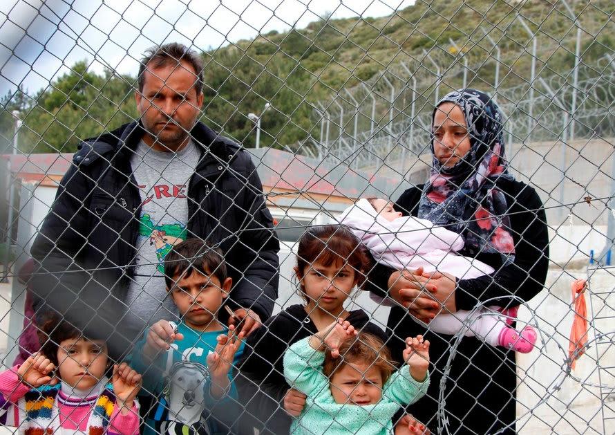 Fn kritiserar italien for flyktingpolitiken