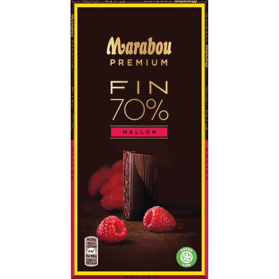 marabou mörk choklad ingredienser