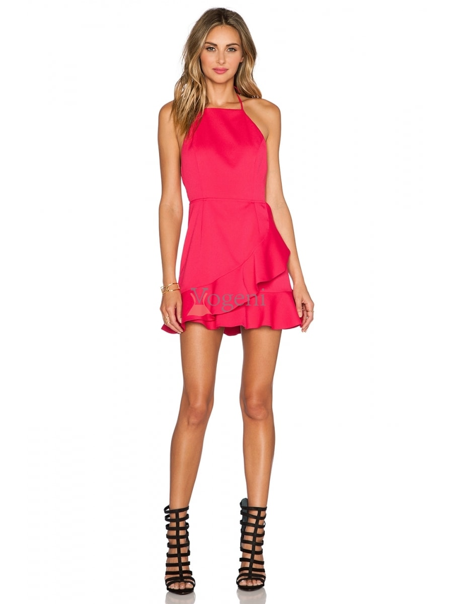 Att välja en cocktailklänning som passar din kroppsform - Bifrostone ... 148d4bd6c1b69