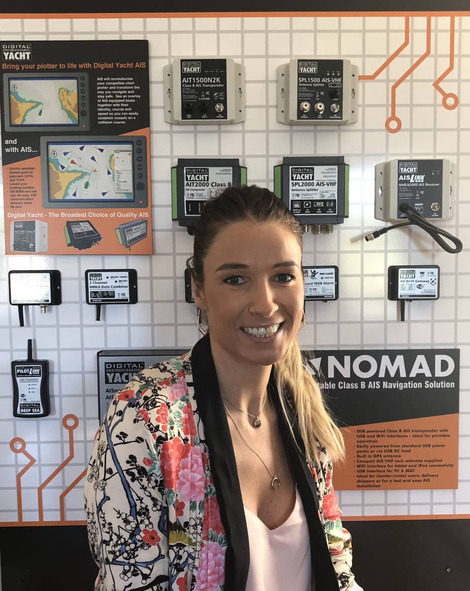 Digital Yacht appoints Lorena Presedo as new country manager